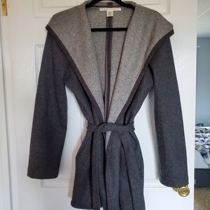 Max Studio Wool Blend Coat. Size Medium